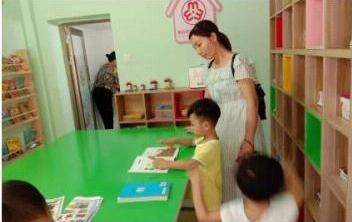 首批儿童之家 永州市新田县妇联