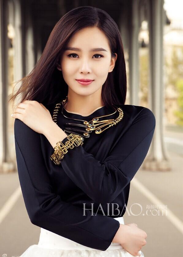 少数民族女星 刘诗诗 徐若瑄 许晴