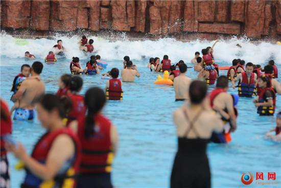 夏季 消暑 游泳 风险