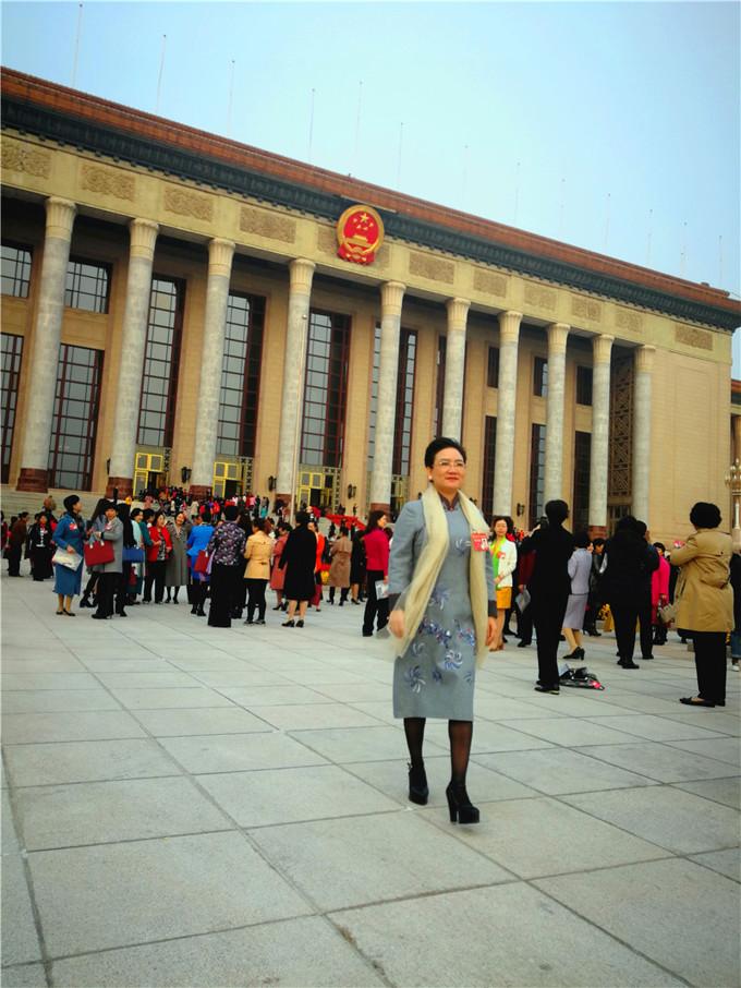 2018年10月,王建平出席中国妇女第十二次全国代表大会。.jpg