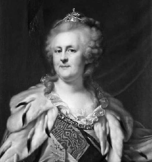 俄国女皇 叶卡捷琳娜二世  卡梅伦