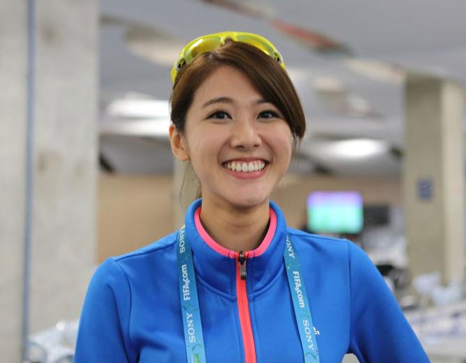邓佩仪 中华小姐 美女主播 美女主播邓佩仪 邓佩仪世界杯