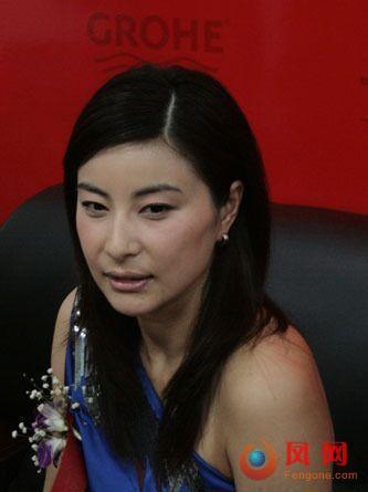 郭晶晶:没想过退役进娱乐圈 暂无结婚打算