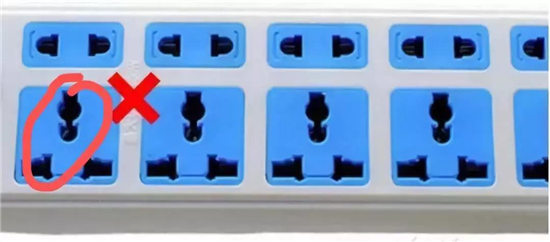 插线板 触电 火灾