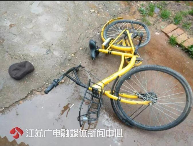 共享单车  高空抛物