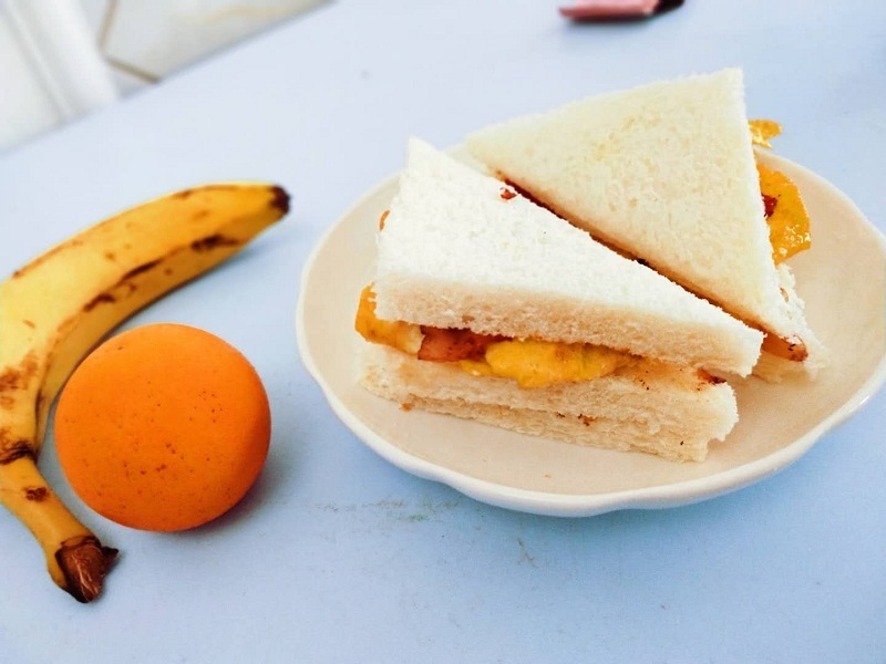 香蕉和橙子 食物中毒 病危