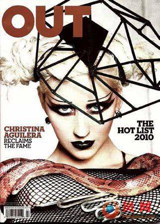Christina Aguilera《Out》