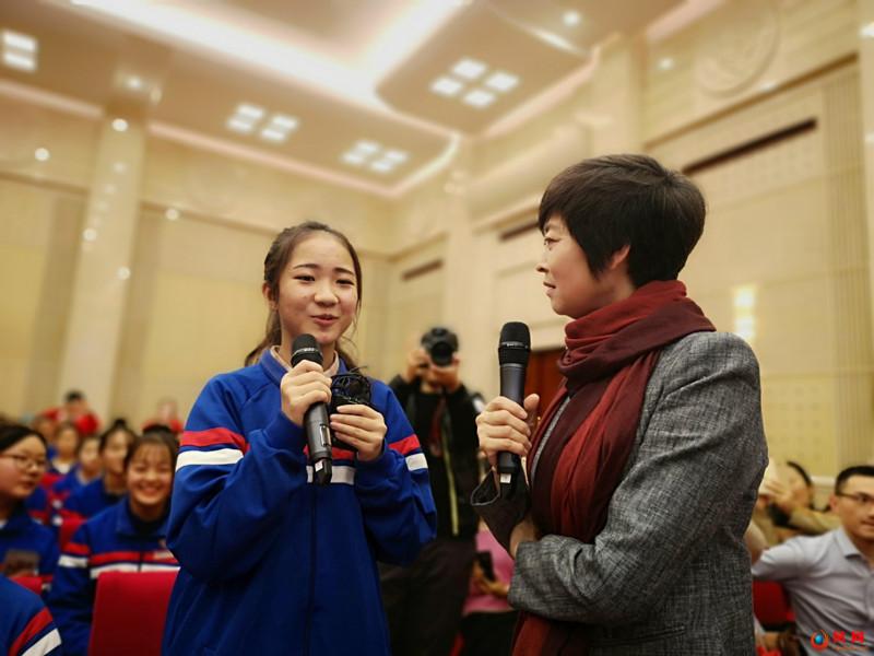 敬一丹 湖湘大学堂 女性讲坛 长沙