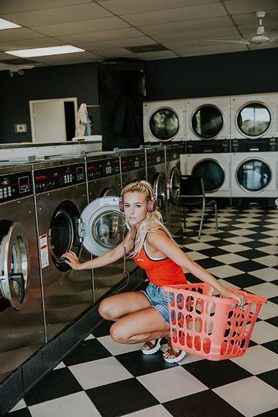 洗衣机 使用方法 衣服打结