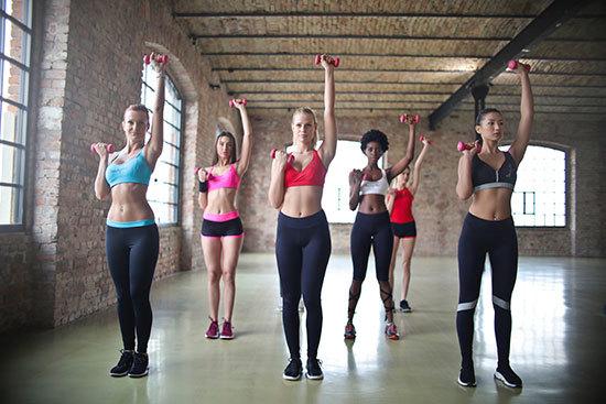 健身 运动 慢节奏 体重反弹