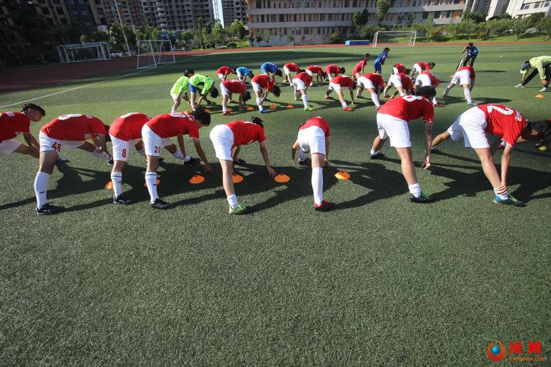 世界杯 C罗 梅西 女足