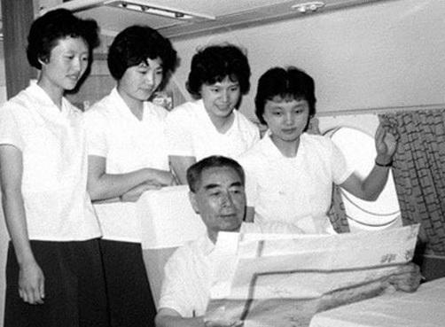 空姐 中国空姐 空姐老照片 乘机老照片