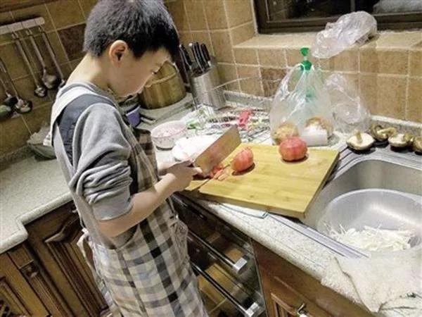 读书 学习 兴趣 下厨房