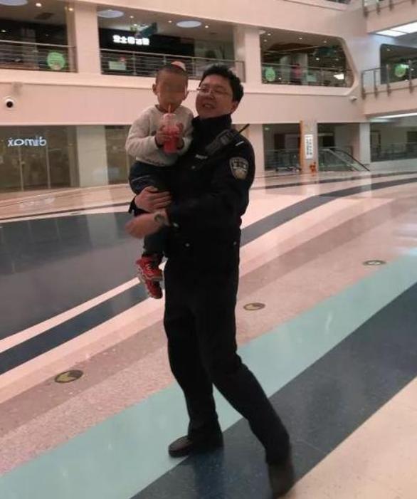 儿童走失 走失 警察叔叔