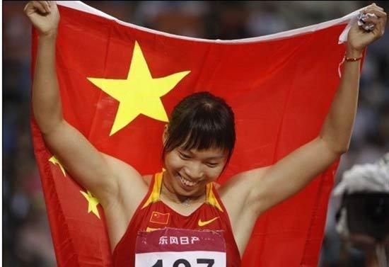 女刘翔 孙雅薇 100米栏 奥运 个人资料 照片