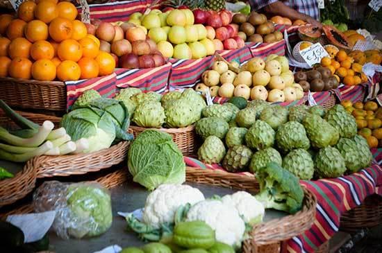 水果 蔬菜 鱼 大脑老化