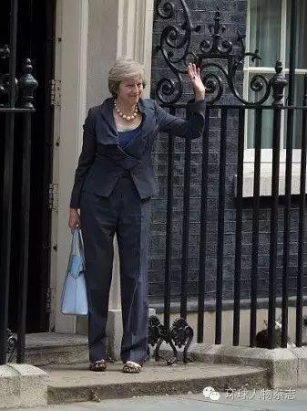 英国女首相 英女首相时尚 卡梅伦 特蕾莎