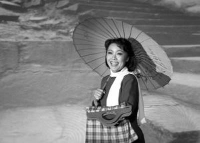 黄蕾蕾 去世 女高音歌唱家 黄蕾蕾丈夫李巍