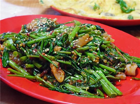 空心菜 蔬菜 谣言 辟谣
